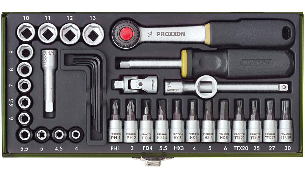 Proxxon Feinmechaniker Satz