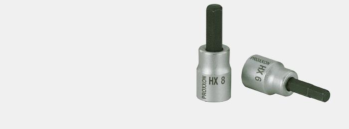 Proxxon embouts de 3//8/pour vis cruciforme Ph 3