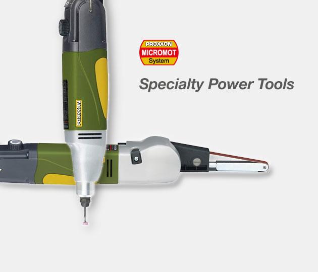 PROXXON - The fine tool company